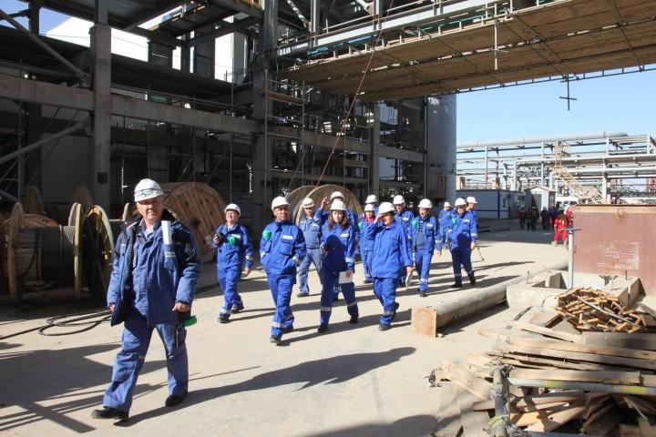 Фото со страницы Министерства энергетики РК в Facebook