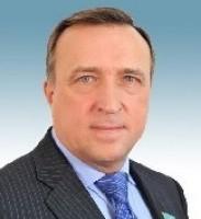 Сергей Громов. Источник - parlam.kz