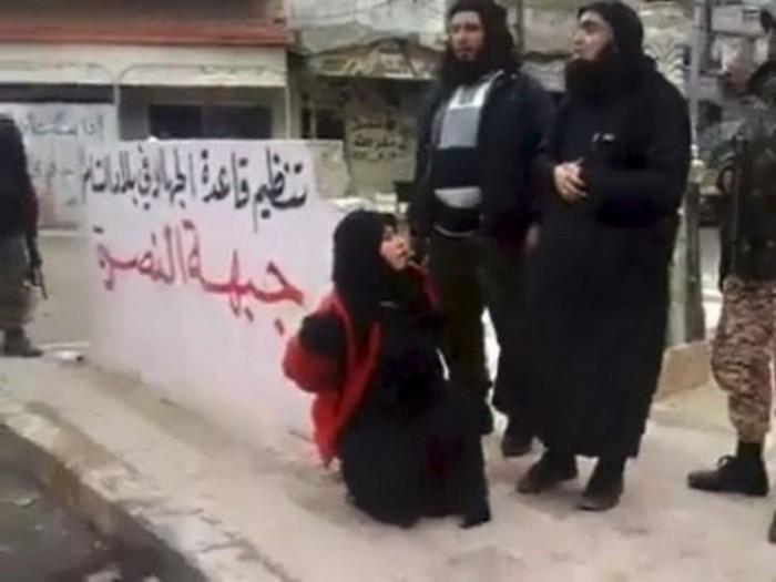 Что в сирии делают с девушками террористы игил волосы дыбом