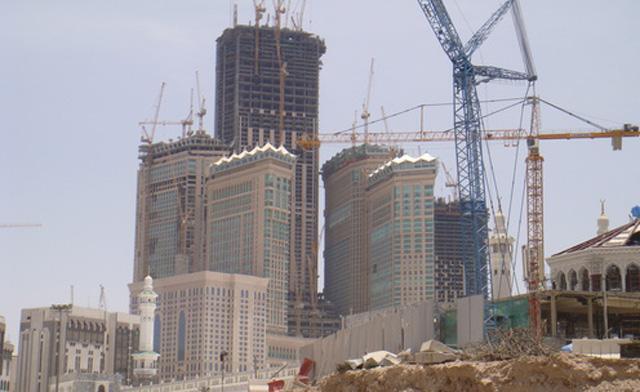 Могут ли стройки Саудовской Аравии продолжаться бесконечно?