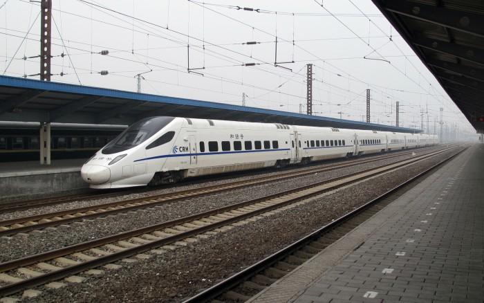 """""""Летающие"""" поезда Китая"""