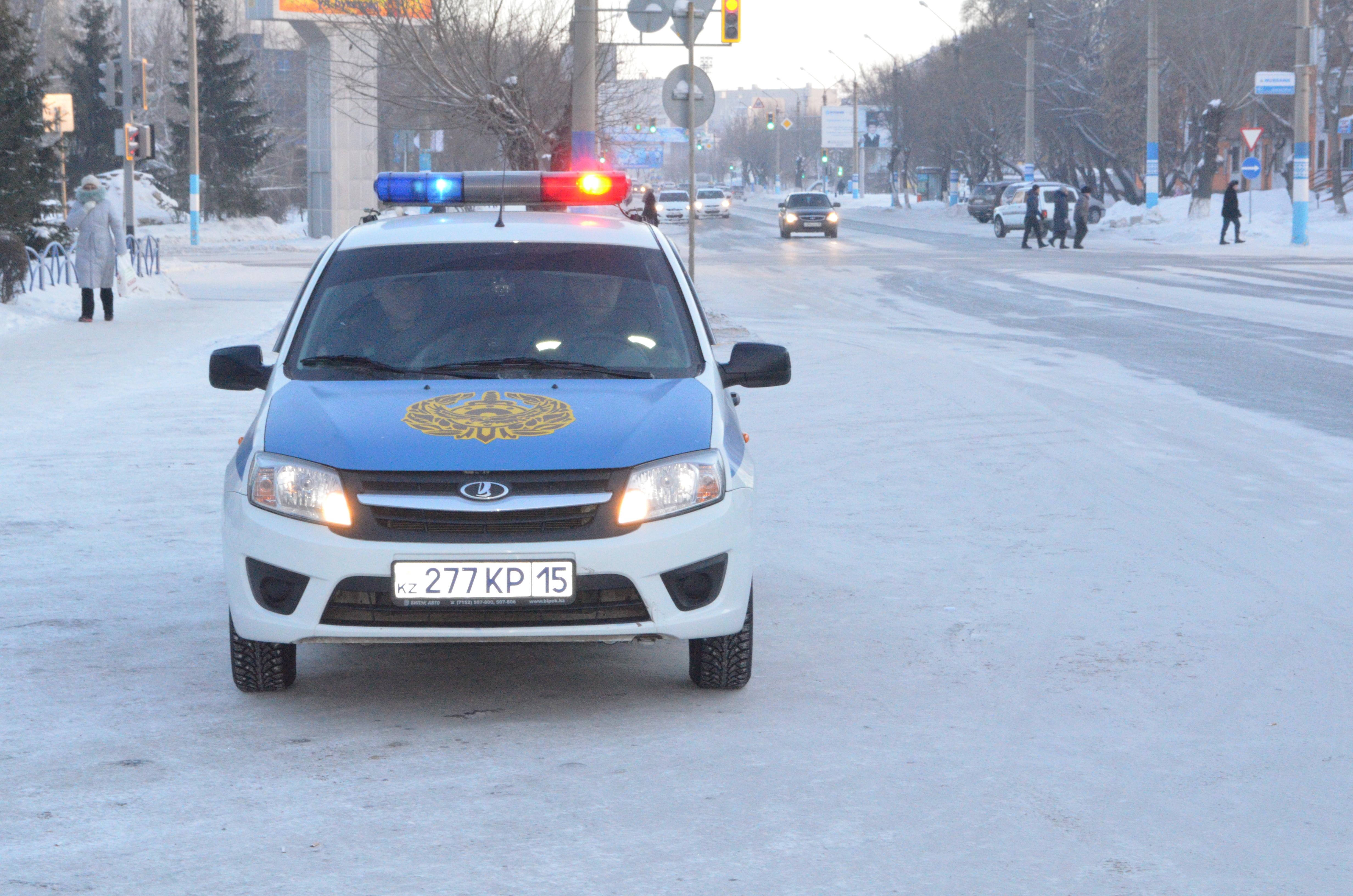 В 2015 году на перекрестках Петропавловска системами фото и видеофиксации зарегистрировано более 27 тысяч нарушений ПДД