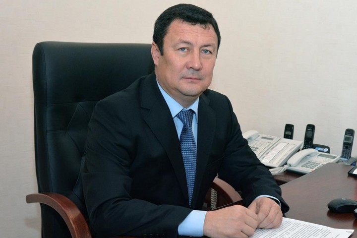Ахмедбек Ахметжанов. Источник - top-news.kz