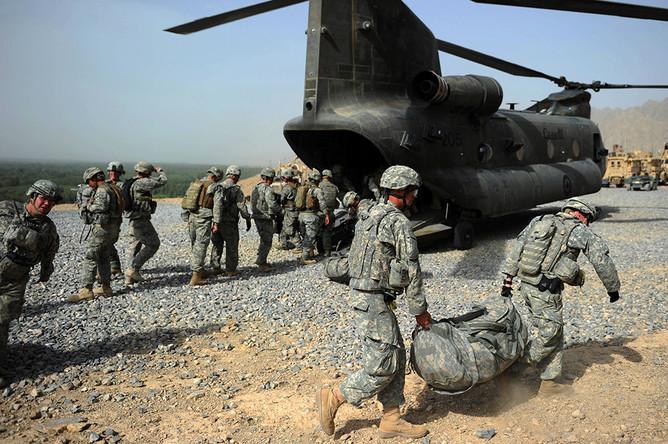 Пока политики Центральной Азии думают, как вести дела с Афганистаном дальше, американские солдаты пакуют вещи