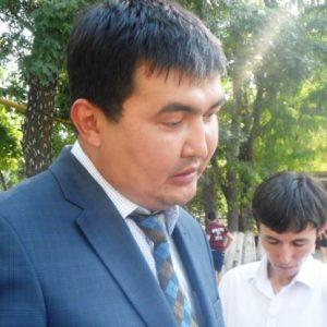 Болат Жанабил, фото с сайта rus.azattyq.mobi