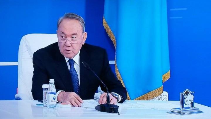 Президент РК Н.Назарбаев