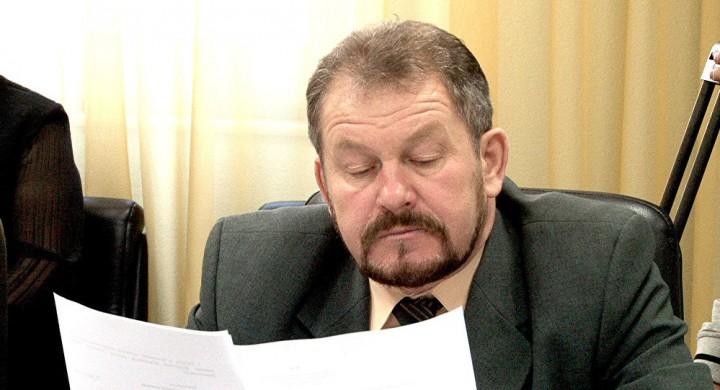 Владимир Фоос. Источник - newskaz.ru