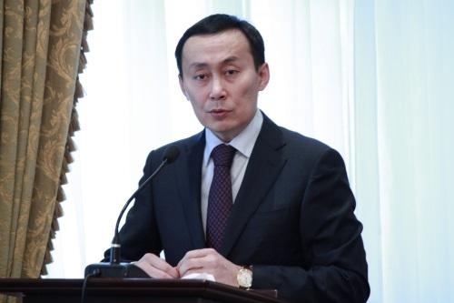 Асылжан Мамытбеков. Источник - kagro.kz