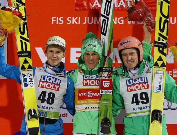 Фото Федерации прыжков на лыжах с трамплина России