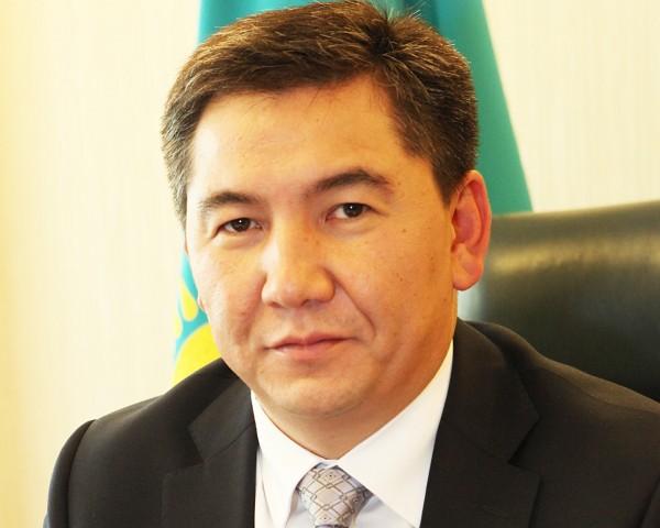 Аслан Саринжипов. Источник - primeminister.kz