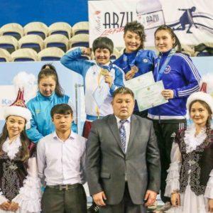 Фото Казахстанской федерации бокса