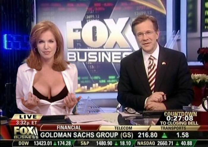 Самые сексуальные телеведущие новостей