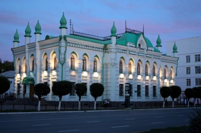 Архитектура Уральска