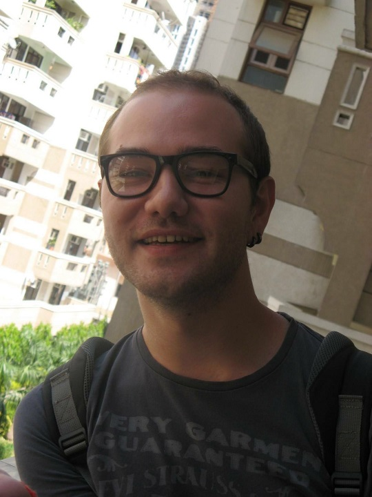 погибший Николай Борисенко