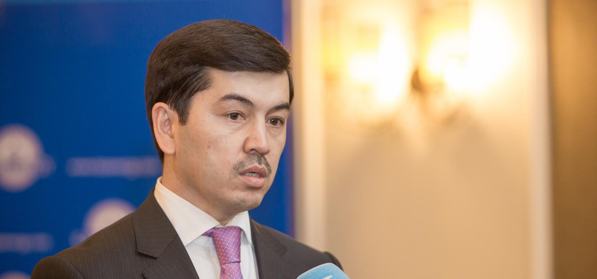 Пирметов Алишер Хабибуллаевич. Фото ortcom.kz