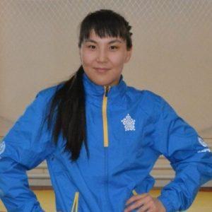 Эльмира Сыздыкова. Фото sk-sport.kz