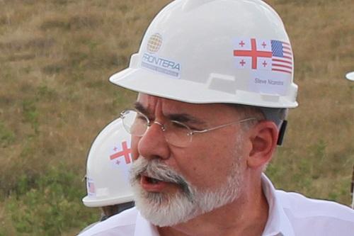 Стив Никандрос, глава американской компании Frontera Resources