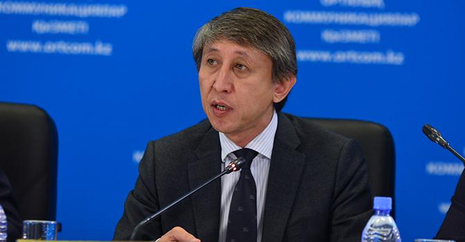 М. Кусаинов. Источник - news.caravan.kz