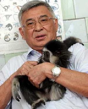 Кумек Альменбаев - бывший директор алматинского зоопарка