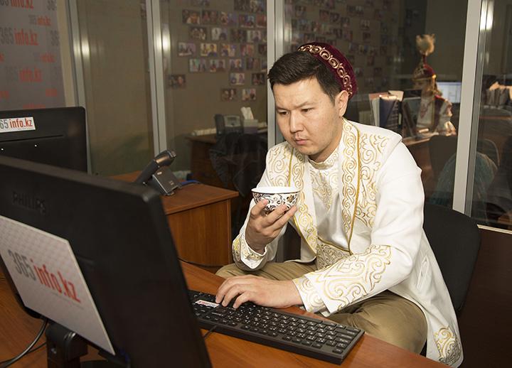 День национальной одежды в редакции 365info.kz.