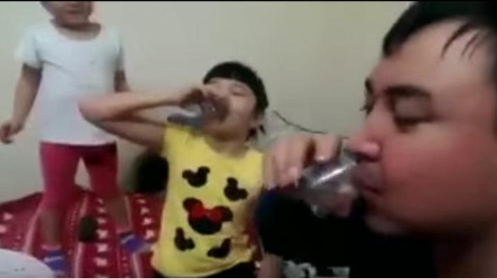 Скрин-шот со скандального видео
