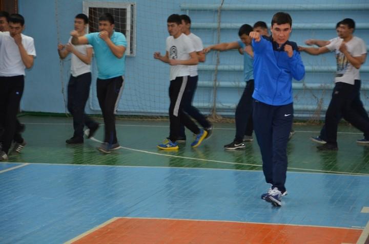 Фото пресс-службы ДВД Карагандинской области