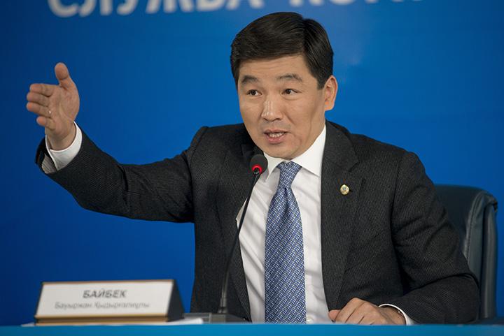 Алматыға келетін қытайлық туристер саны 7% артты – Байбек