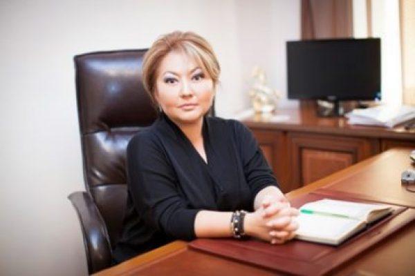 Вице-министр МОН Эльмира Суханбердиева арестована