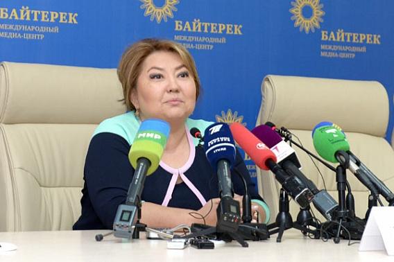 Эльмира Суханбердиева. Фото vechastana.kz
