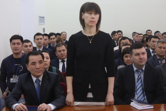Конысбаева