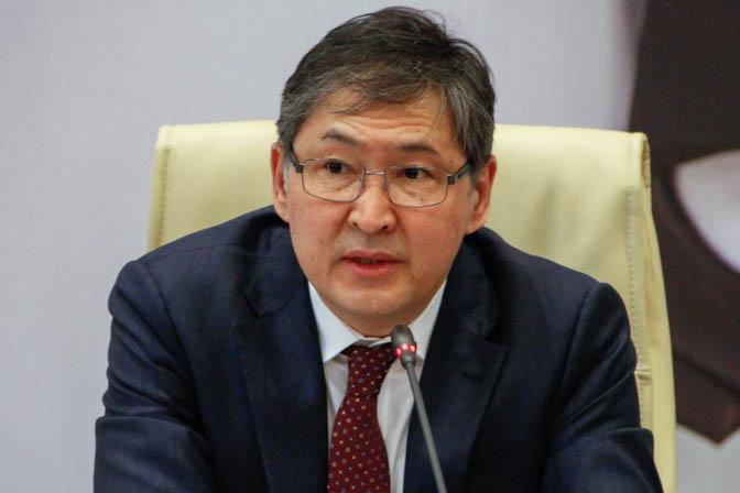 Ерлан Сагадиев. Источник фото - сайт премьер-министра