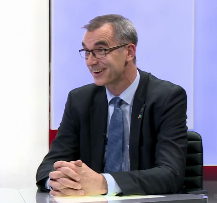 Ульф Вокурка, председатель правления ассоциации «Казахстанский совет иностранных инвесторов», представитель Deutsche Bank AG