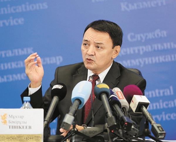 Мажилисмен Мухтар Тиникеев. Источник фото - gazeta.caravan.kz.