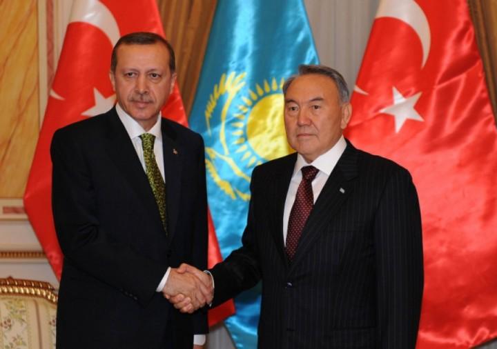 Эрдоган посетит Казахстан софициальным визитом