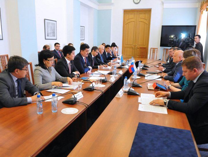 Фото посольства Казахстана в России