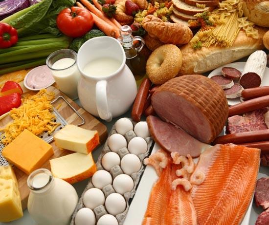 produkty pitaniya - Kazakhstanis refuse to cereals, vegetables and milk