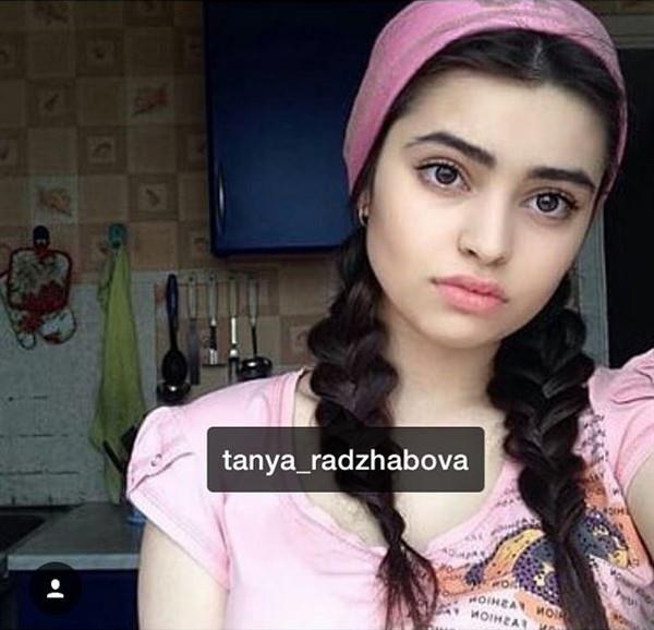 Красивые девушки таджикистана 2014 фото