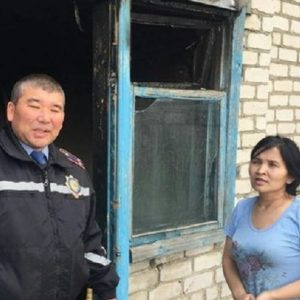 Фото пресс-службы ДВД Алматинской области