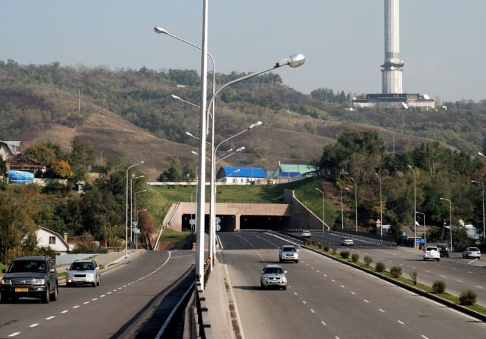 Восточно-объездная дорога. Источник - kapital.kz