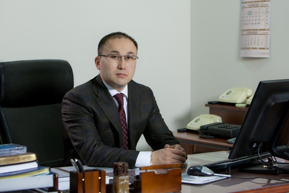 Даурен Абаев. Акорда