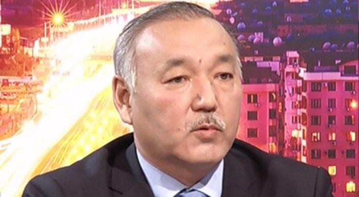 Султанбек Макежанов