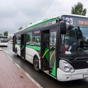 астана автобус