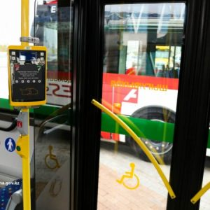 автобус Астана