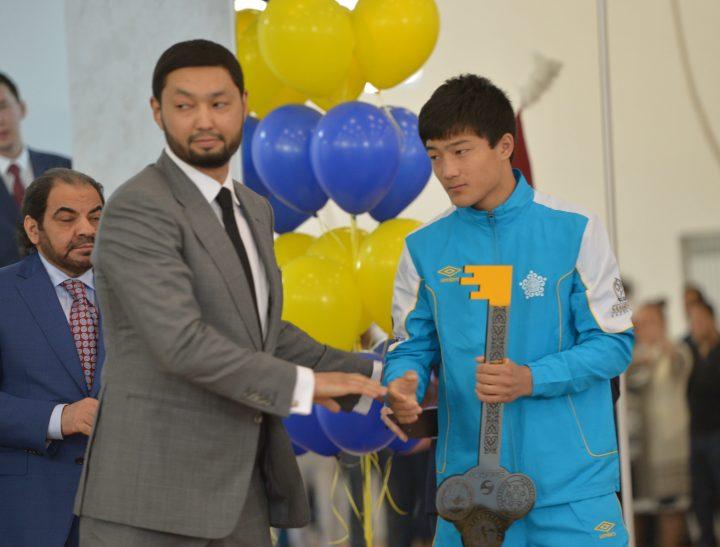 Фото Федерации дзюдо Казахстана