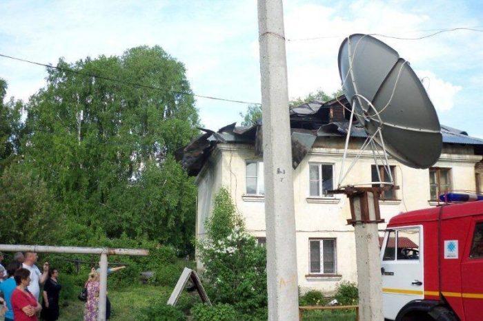 пожар зыряновск 2