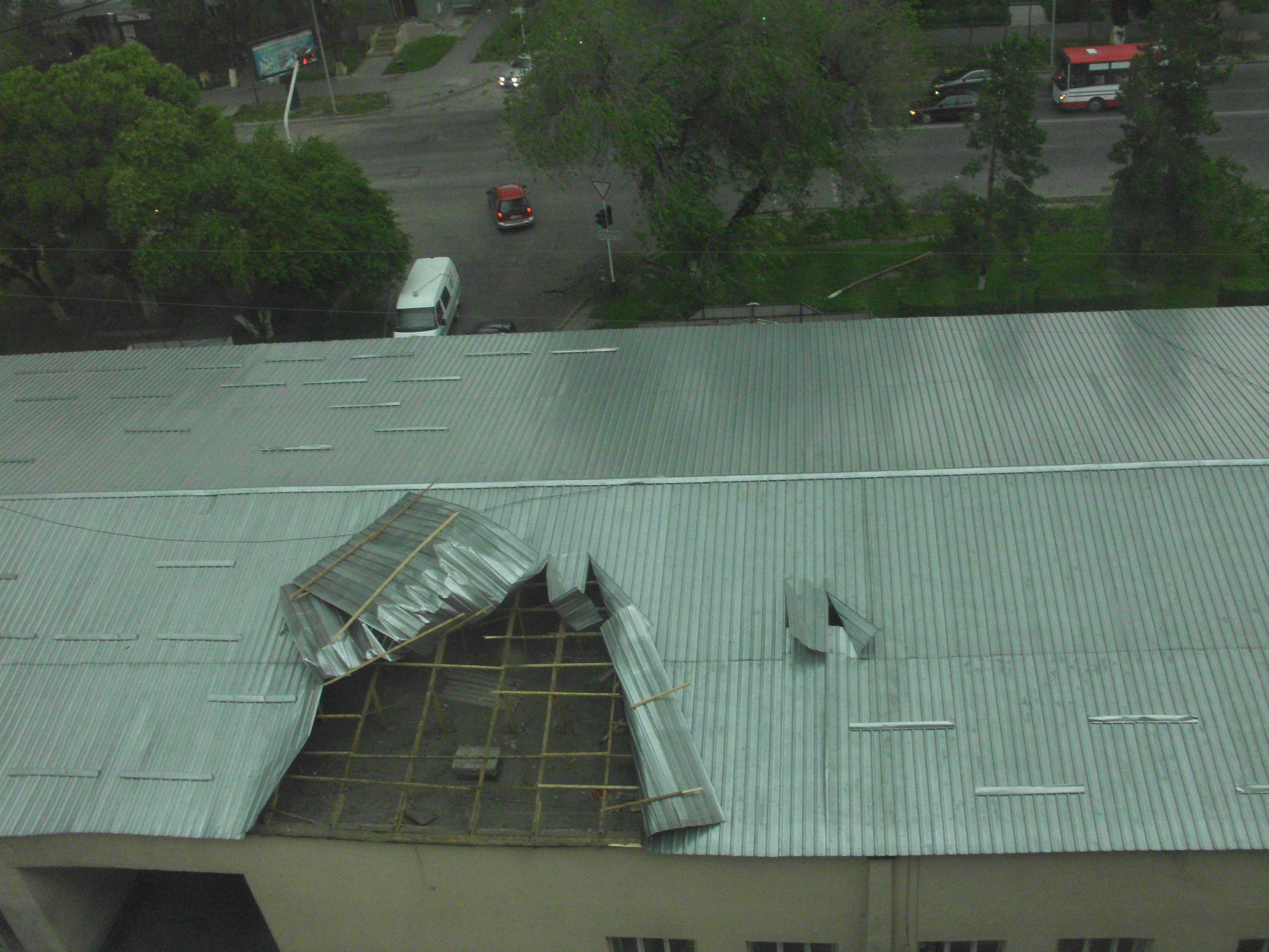 талд крыша 1
