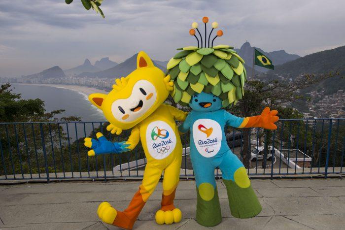 Талисманы Олимпиады-2016. AP Photo/Rio 2016, Alex Ferro