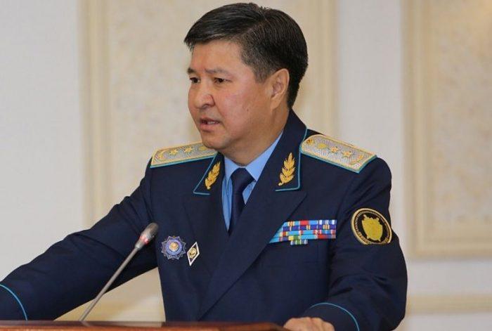 Жакип Асанов. Источник - prokuror.gov.kz