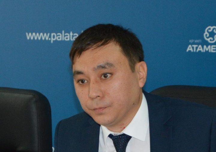 """Берик Каипов. Фото палаты предпринимателей """"Атамекен"""""""