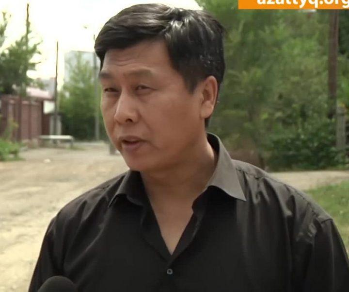 Евгений Цай, фото с сайта rus.azattyq.org